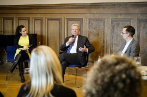 Bundespräsident Joachim Gauck Autor Paul Borowski